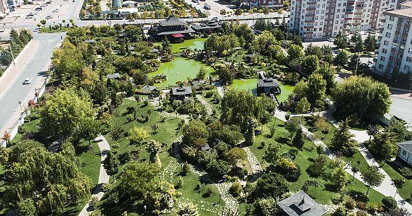 Bu park Japonya'da değil, çok yakınımızda