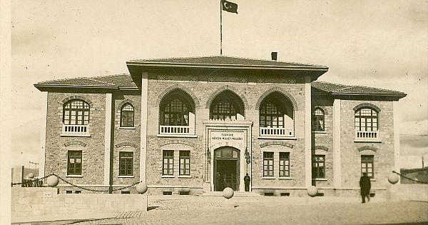 VEKAM Arşivi'nden az bilinen Ankara fotoğrafları