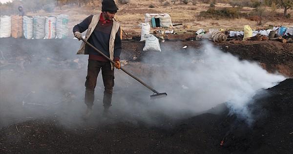 Mangal Kömürcülerin Zorlu Yaşamı