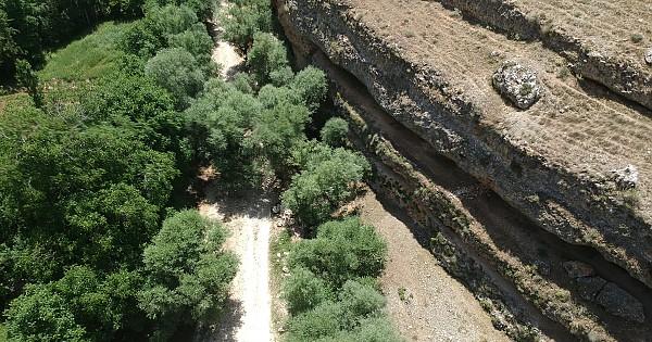 Karaman'ın saklı cenneti: Doğayla tarihin birleştiği muhteşem Gödet konyonu