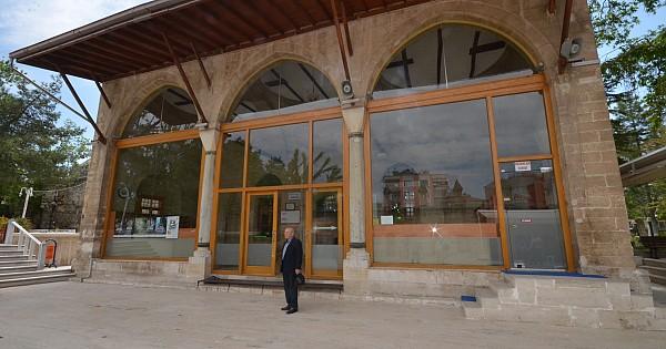 Karaman Mader-i Mevlâna Cami (Aktekke)