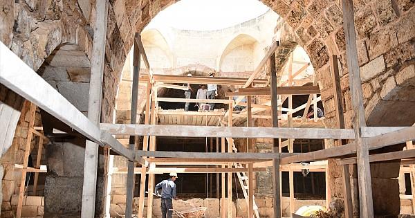 Konya'da Tarihi Obruk Hanı turizme kazandırılacak