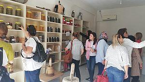 Kadın Girişimciler Ermenek'i gezdi