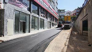 """Karaman belediye Başkanı Kalaycı: """"bir metre bile asfaltsız, kaldırımsız yol kalmayacak"""""""