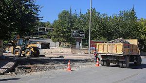 Karaman Belediyesi çalışmalarını sürdürüyor