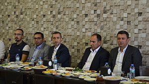 Karaman MÜSİAD'ın aylık istişare toplantısı yapıldı