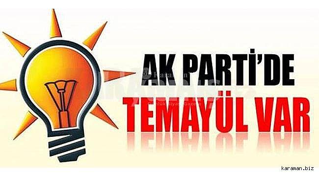 AK Parti'de kongreler öncesi temayül yoklaması yapılacak