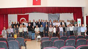 Ermenek'te ceviz çalıştayı yapıldı