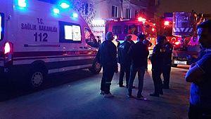 Evde yalnız olan 2 yaşındaki çocuk yangında hayatını kaybetti