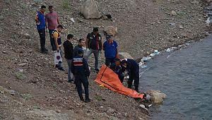 Gödet barajında erkek cesedi bulundu