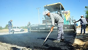 Karaman'da belediye çalışmaları devam ediyor