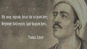 Karaman'da unutulan Yunus Emre Kırşehir ve Aksaray'da anıldı