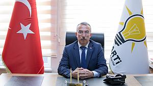 AK Parti İl başkanı Çağlayan ve İlçe Başkanı Tunç'un öğretmenler günü mesajı
