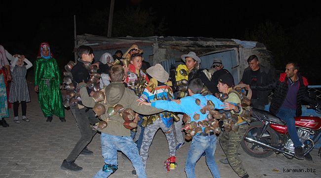 Bardas köyünün gençleri yüzlerce yıllık