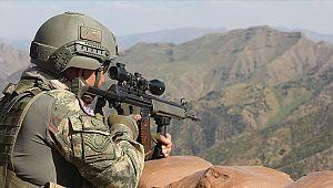 Diyarbakır kırsalında 3 hain terörist etkisiz hale getirildi
