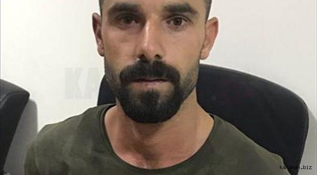 Konya'da iki polisi yaralayan cezaevi firarisi Kayseri'de yakalandı