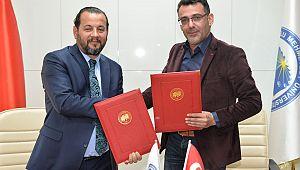 Tekin Koleji ile KMÜ arasında işbirliği protokolü