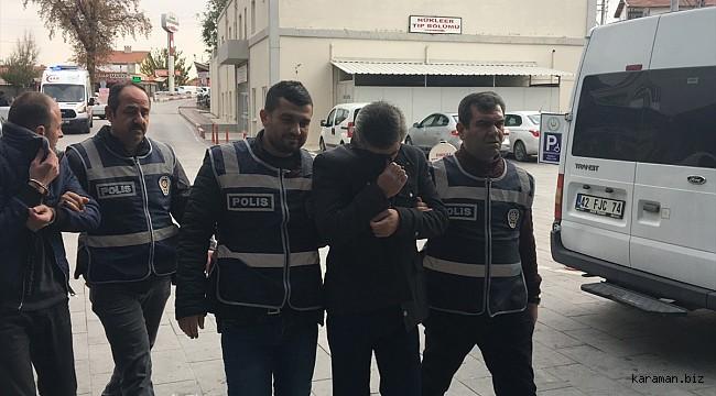 Konya'da fuhuş operasyonunda 5 kişi gözaltına alındı