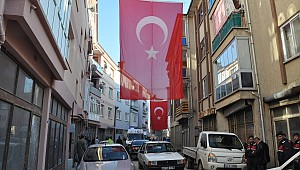 Konya'da şehidin ailesine acı haber verildi