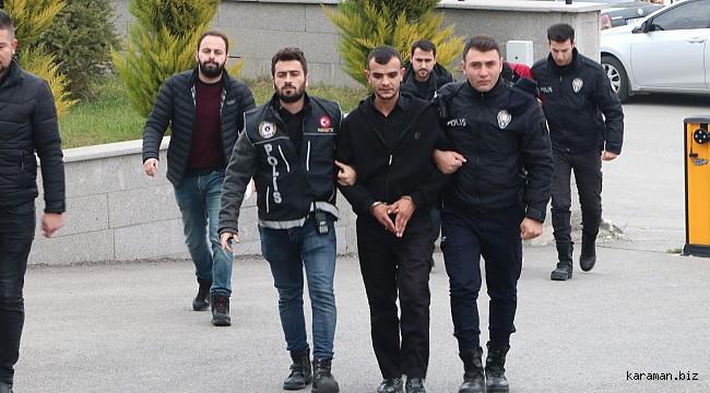 Metanfetamin satıcıları tutuklandı