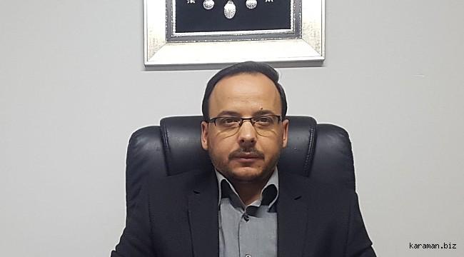 Saadet partisi Karaman İl başkanı Koz: Gereksiz tartışmalara son verelim