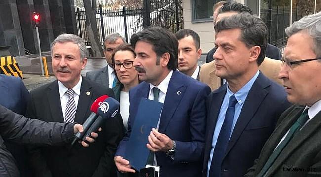 Son dakika...Davutoğlu'nun partisi resmen kuruldu