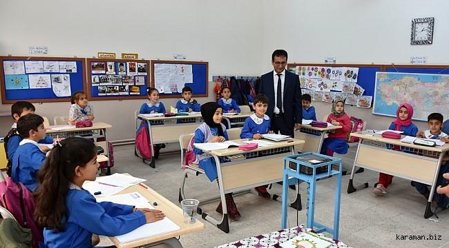 Süleymanhacı İlkokulundan Veli-Okul İş Birliğine Yönelik Aile Akademisi