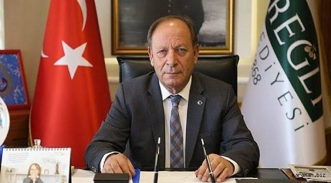 Ereğli Belediye başkanı Obrukçu AK Parti İlçe Başkanına cevap verdi