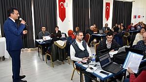 e-Twinning Çalıştayına Öğretmenlerden Yoğun İlgi