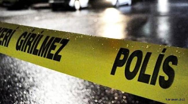 Konya'da trafikte tartıştıkları kişiyi öldüren iki zanlı, saklandıkları bağ evinde yakalandı