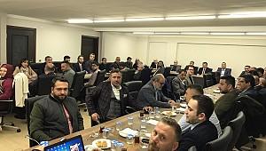 Gelecek Partisi Konya'da görev dağılımı gerçekleşti