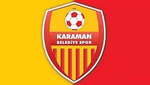 Karaman Belediyespor Ercan Kul ile yollarını ayırdı