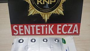 Karaman'da uyuşturucu operasyonunda 2 kişi daha yakalandı