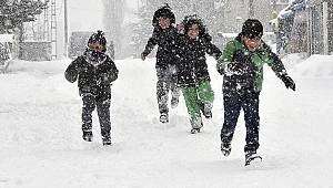 Sarıveliler'de yarın okullar tatil
