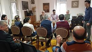 Yeşilay'ın ilk genel kurulunda İhsan Duru başkan seçildi