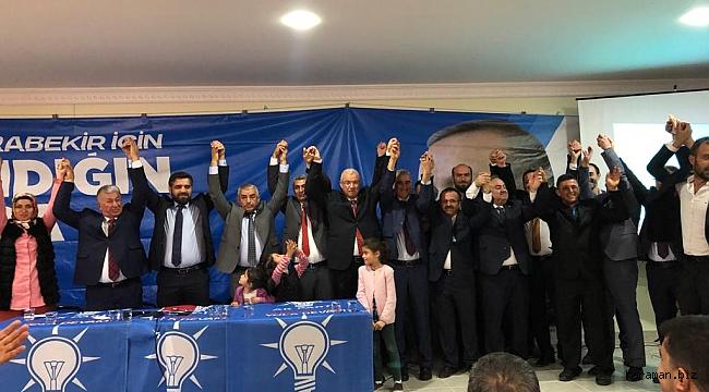 AK Parti Kazımkarabekir ilçe başkanı belli oldu