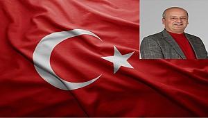 CHP Karaman İl Başkanı Kağnıcı'nın İstiklal marşının kabulü mesajı