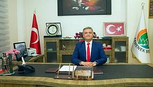 Ermenek belediyesinin paylaşımı twitterde 1 milyonu geçti