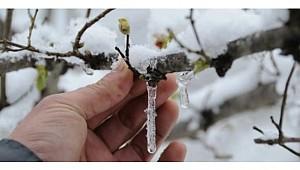 karaman için kar ve zirai don uyarısı