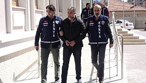 Konya'da eniştesiyle tartışan şahıs yanlışlıkla ablasını öldürdü