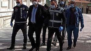 Konya'da trafikte tartıştıkları kişiyi öldüren iki zanlı tutuklandı