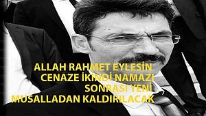 MHP Karaman teşkilatının acı günü. Hasan Ali Uçar vefat etti