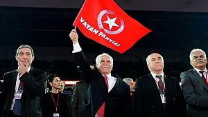 Vatan Partisi Genel Başkanı Doğu Perinçek'ten, Diyanete destek:
