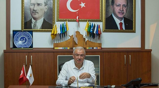 AK Parti Karaman İl Başkanı Abidin Çağlayan İstanbul'un Fethi'nin 567.yıl dönümü mesajı