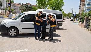 Aksaray'da suç makinası cezaevi firarisi bir milyonluk soygunda yakalandı