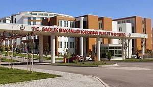 Dikkat. Karaman'da hastaneden kaçan koronavirüs şüphelisi her yerde aranıyor