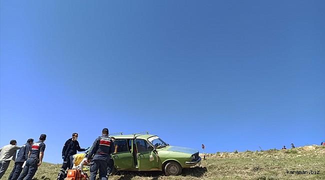Ilgın'da bir kişi otomobilinde ölü bulundu. Cinayet şüphesiyle 5 kişi gözaltına alındı