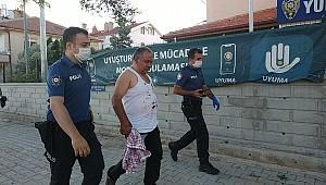 O kadar polisi arkasından koşturdu, 8 bin lira cezayla kurtuldu