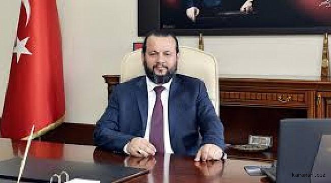 Rektör Akgül duyurdu. Karaman'daki tüm üniversite öğrencileri KMÜ imkanlarından faydalanabilecek