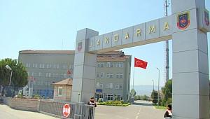 Suç makinasını Karaman'da Jandarma yakaladı